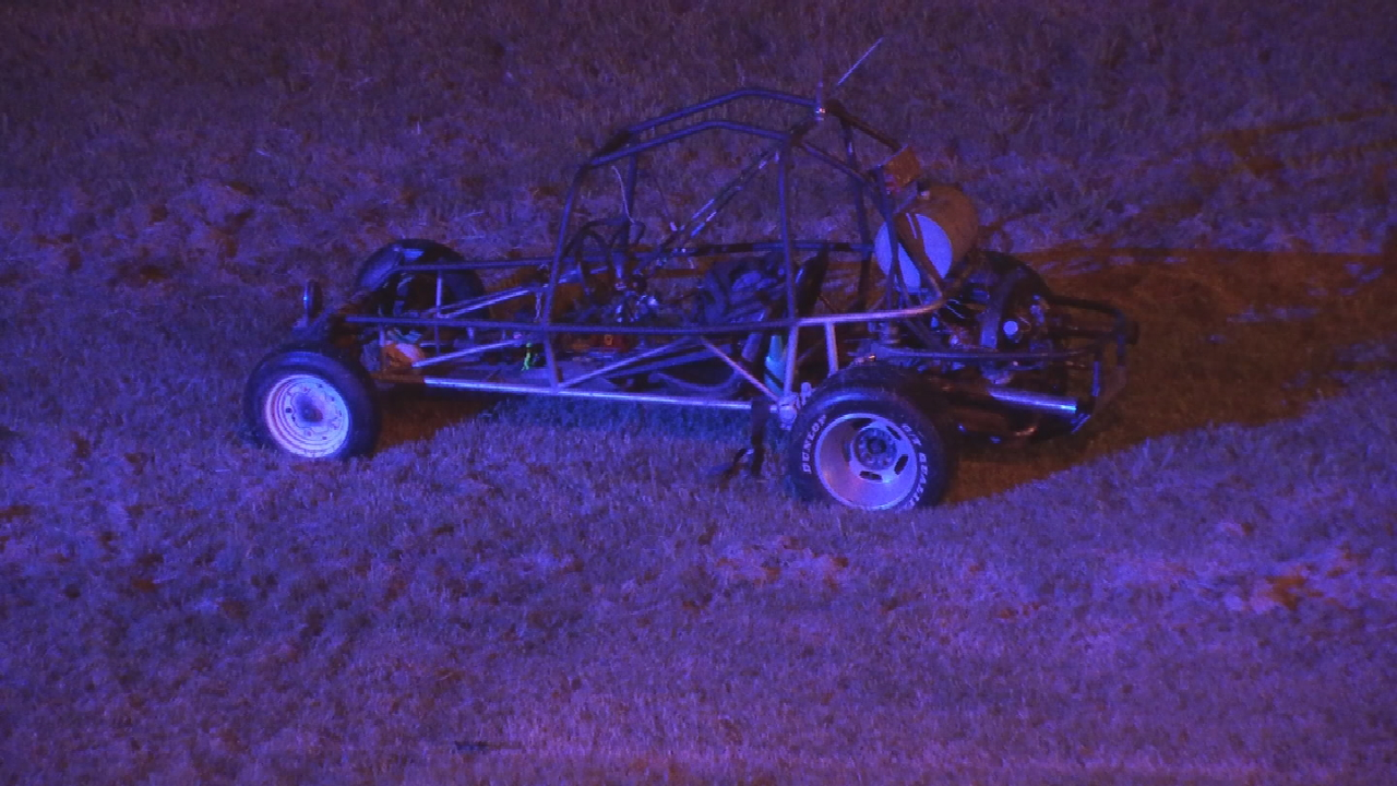 Woman Taken To Hospital After Being Struck By A Dune Buggy Overnight