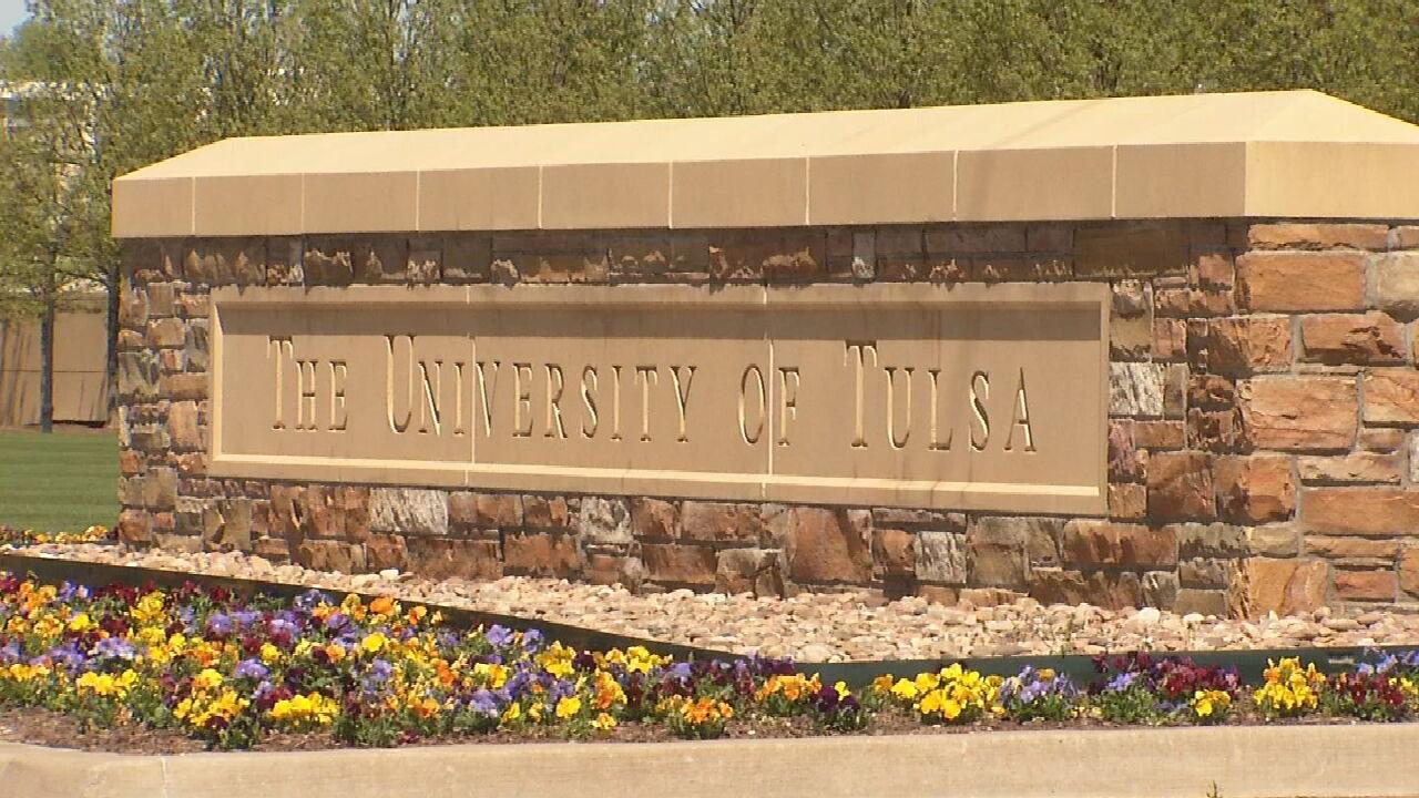 Tulsa University Offering Drive Thru COVID-19 Testing At Reynolds Center