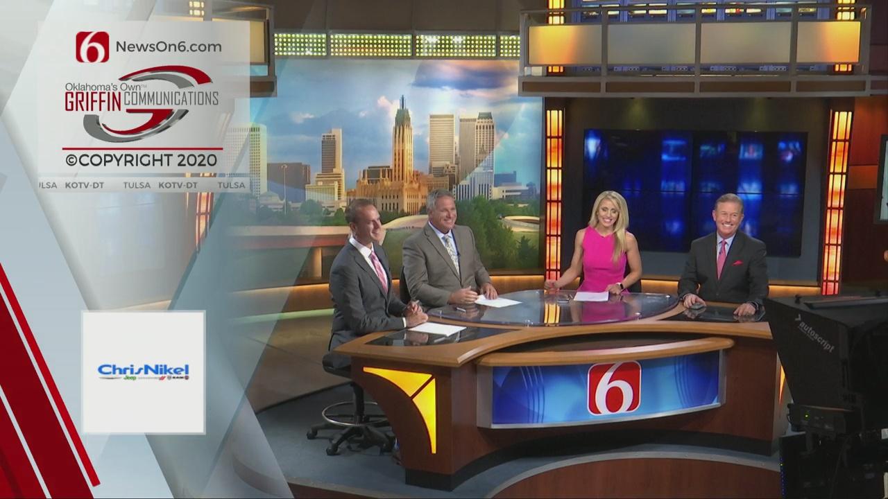 News On 6 6 p.m. Newscast (Sept. 3)