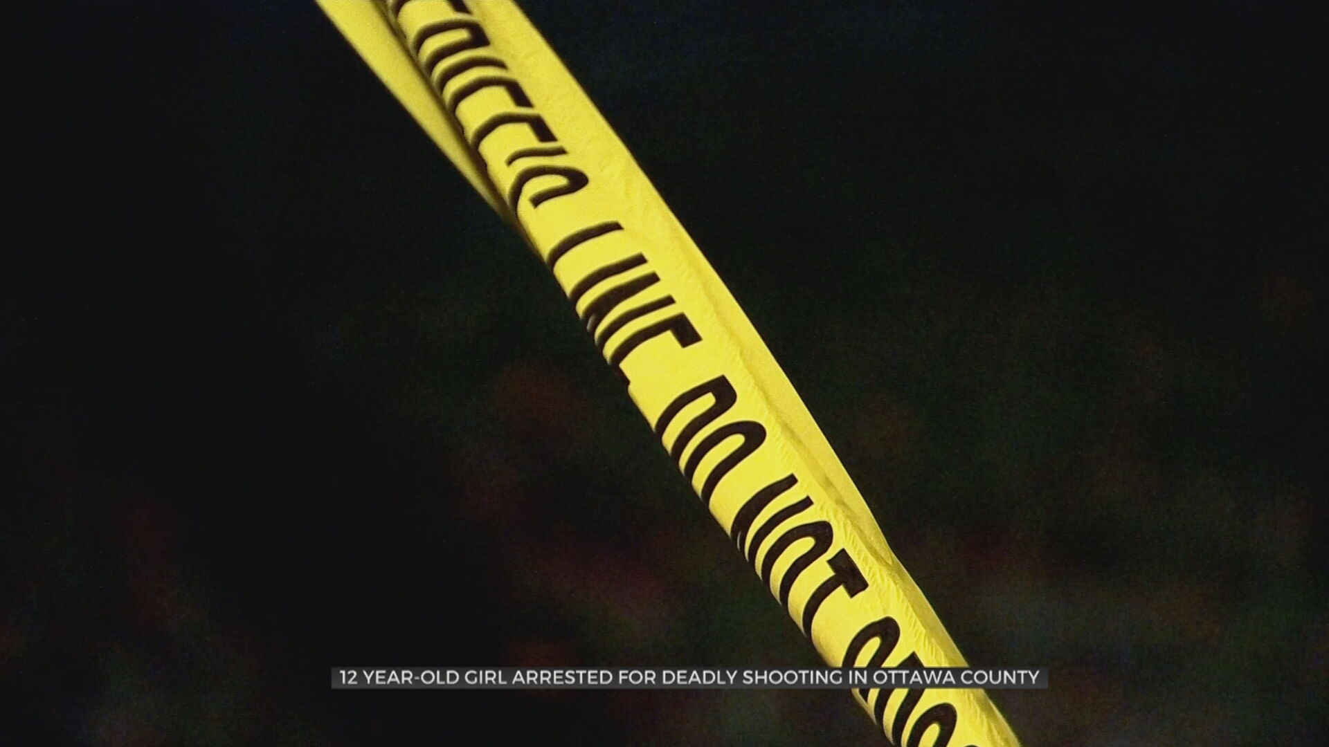 12-Year-Old Girl Arrested For Deadly Shooting In Ottawa County