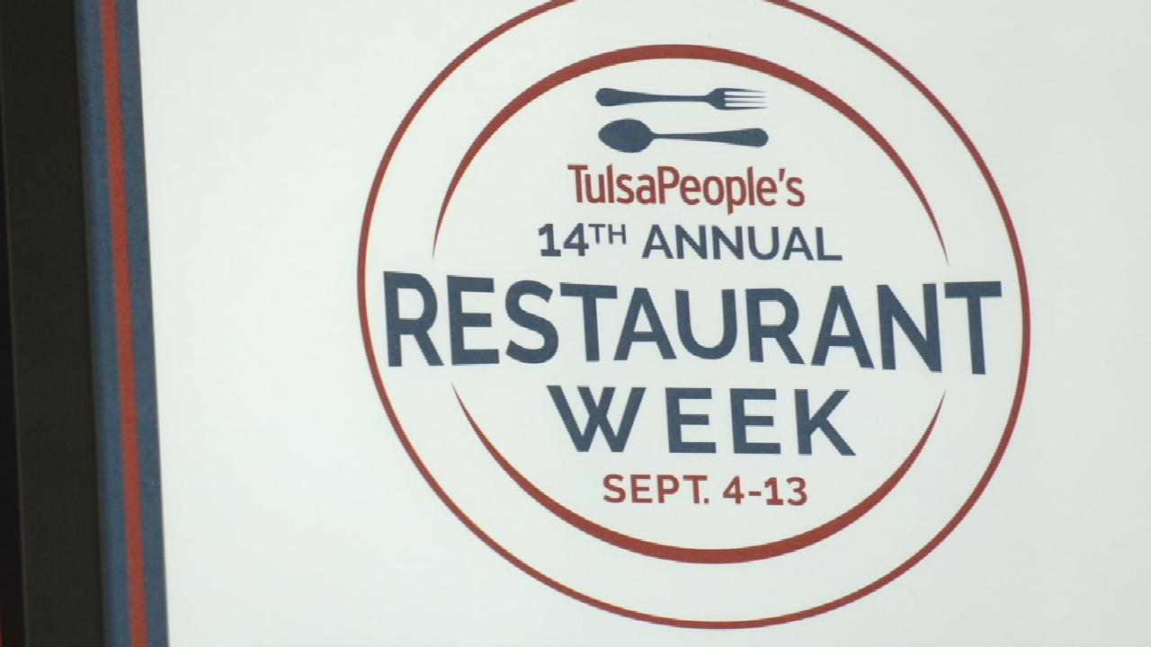 14th Annual Tulsa Restaurant Weeks Kicks Off