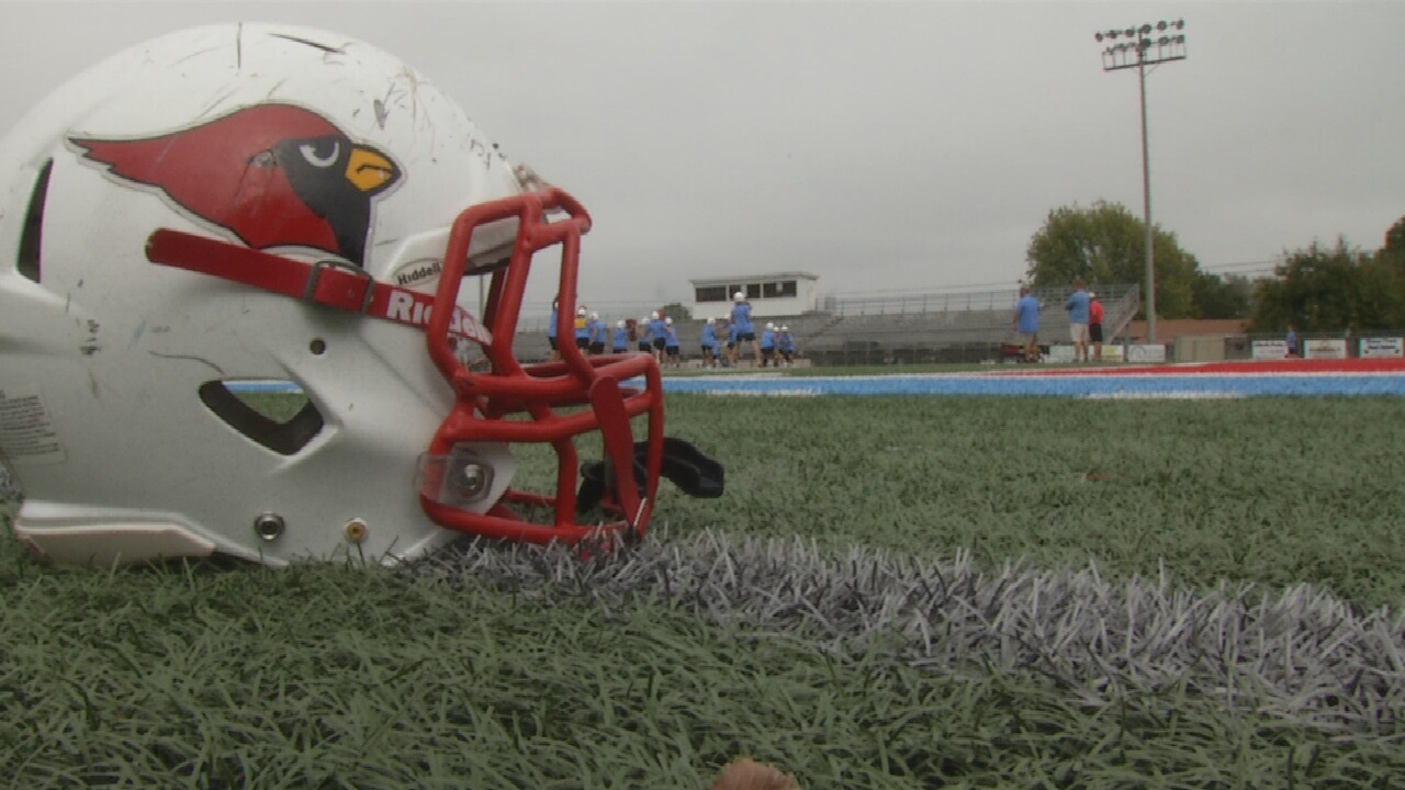 Collinsville Releases Safety Guidelines For Friday Night Football