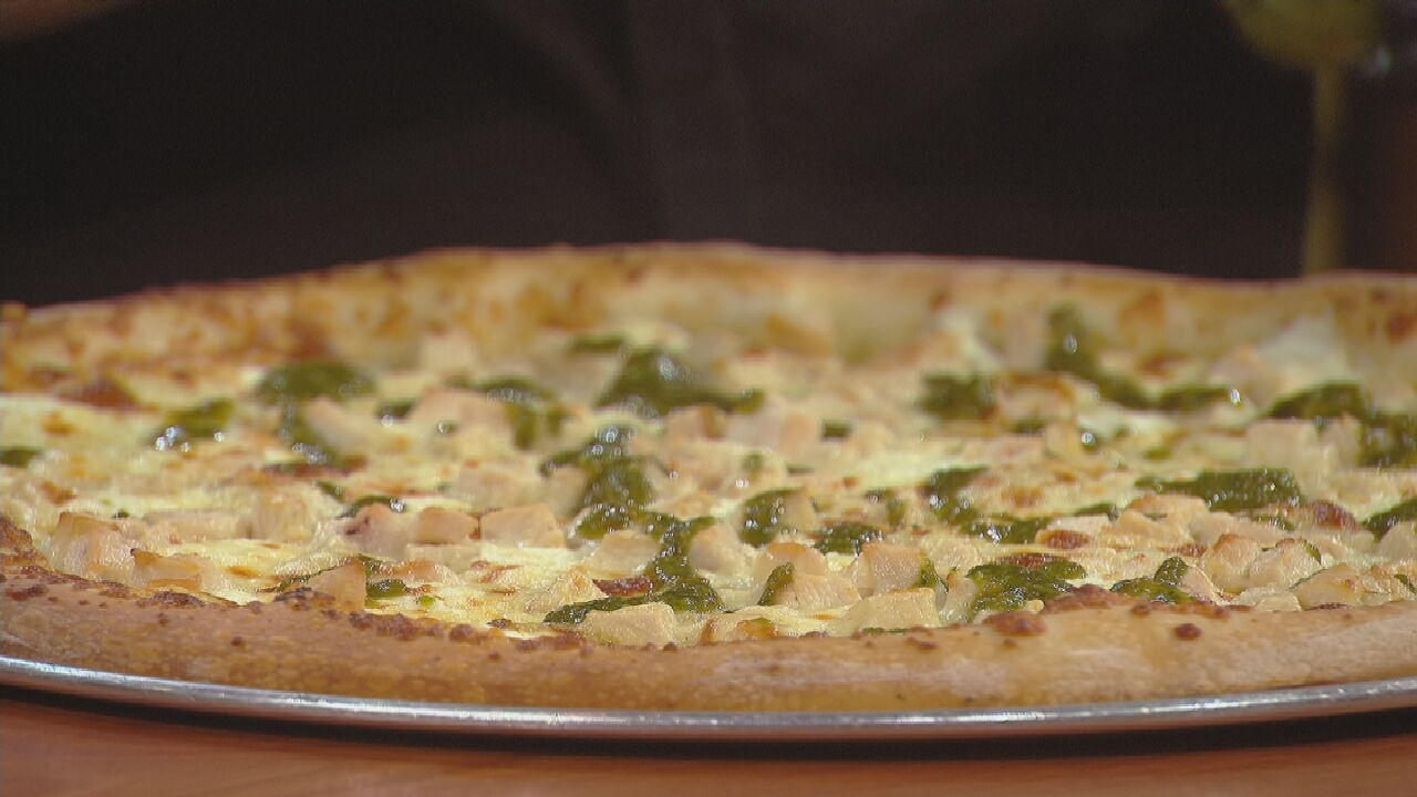 """Andolini's """"The Chelsea""""  Pizza"""