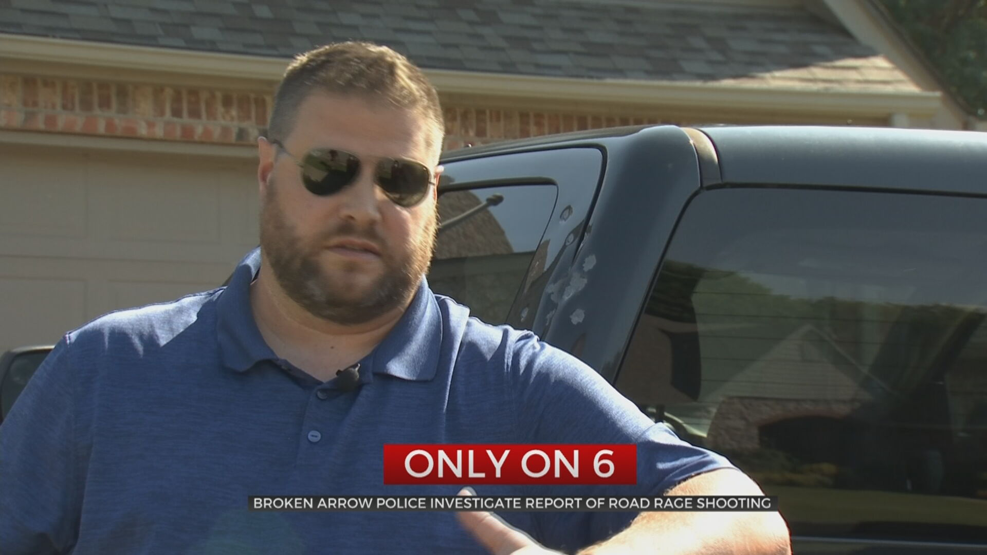 Broken Arrow Police Investigate After Father, Daughter Report Road Rage Shooting