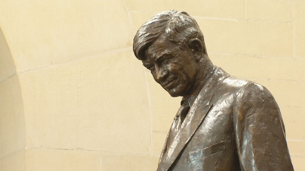 Wade's RV On the Road with Jimmy: Will Rogers Memorial Museum