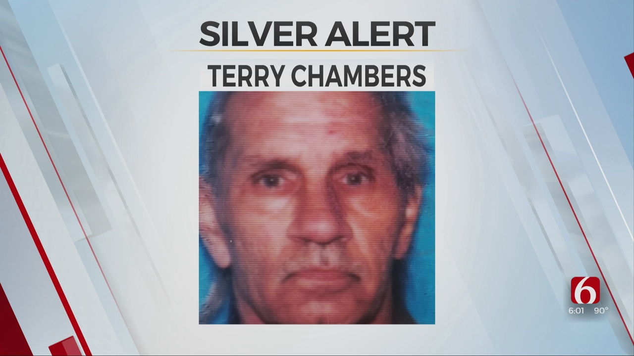Silver Alert Issued For 64-Year-Old Tulsa Man