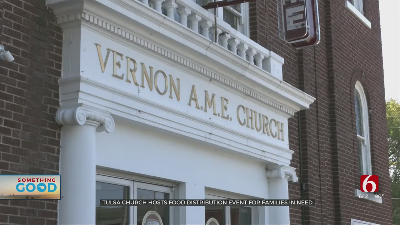 Vernon AME Church, Community Service Council Come Together To Fight Hunger