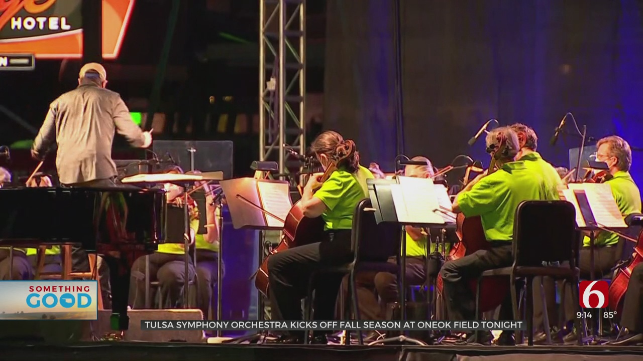 Tulsa Symphony Orchestra Kicks Off Fall Season