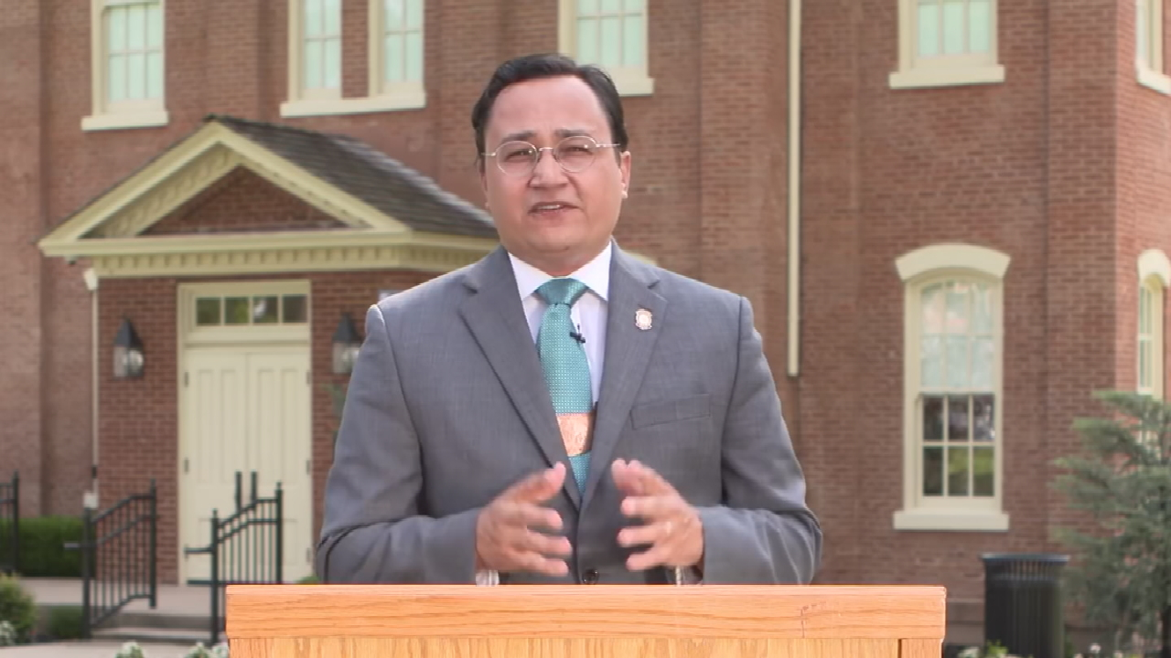 Cherokee Nation Principle Chief Delivers State Of The Nation Address
