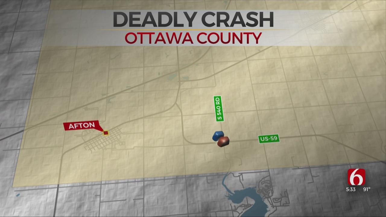 OHP Troopers Say 1 Person Killed In Ottawa County Crash