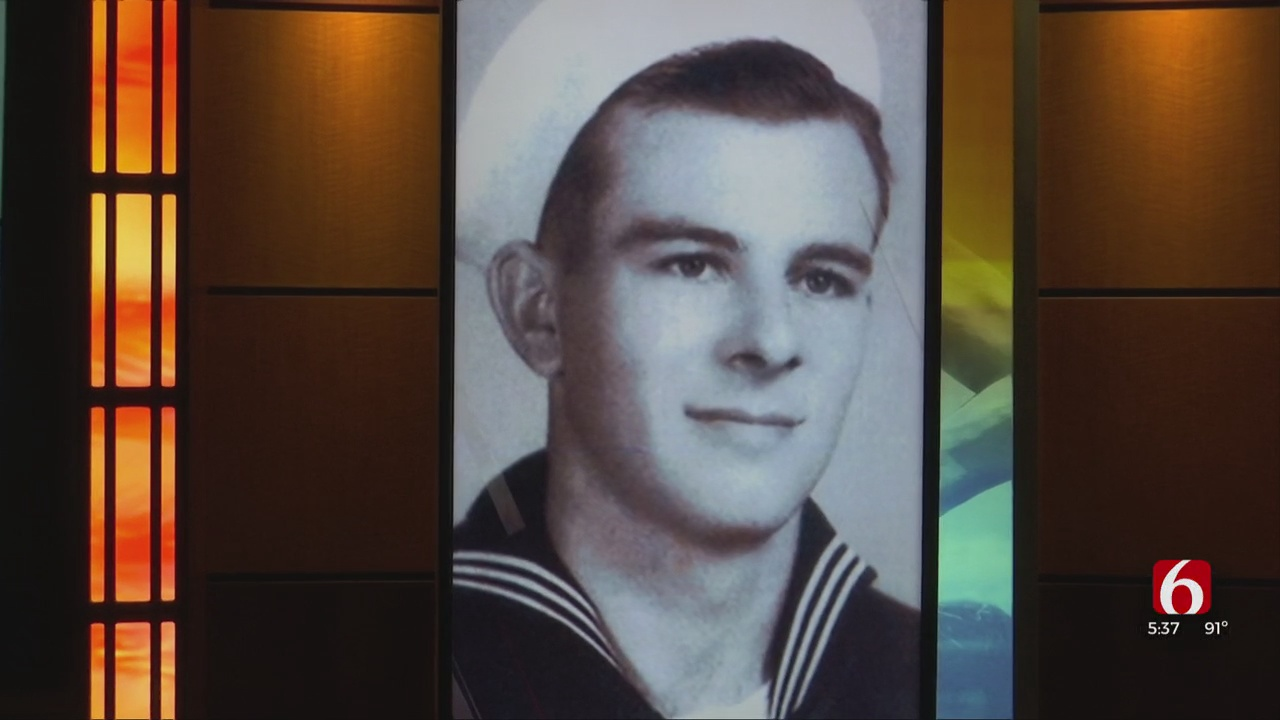 Funeral Held For Sailor Killed At Pearl Harbor