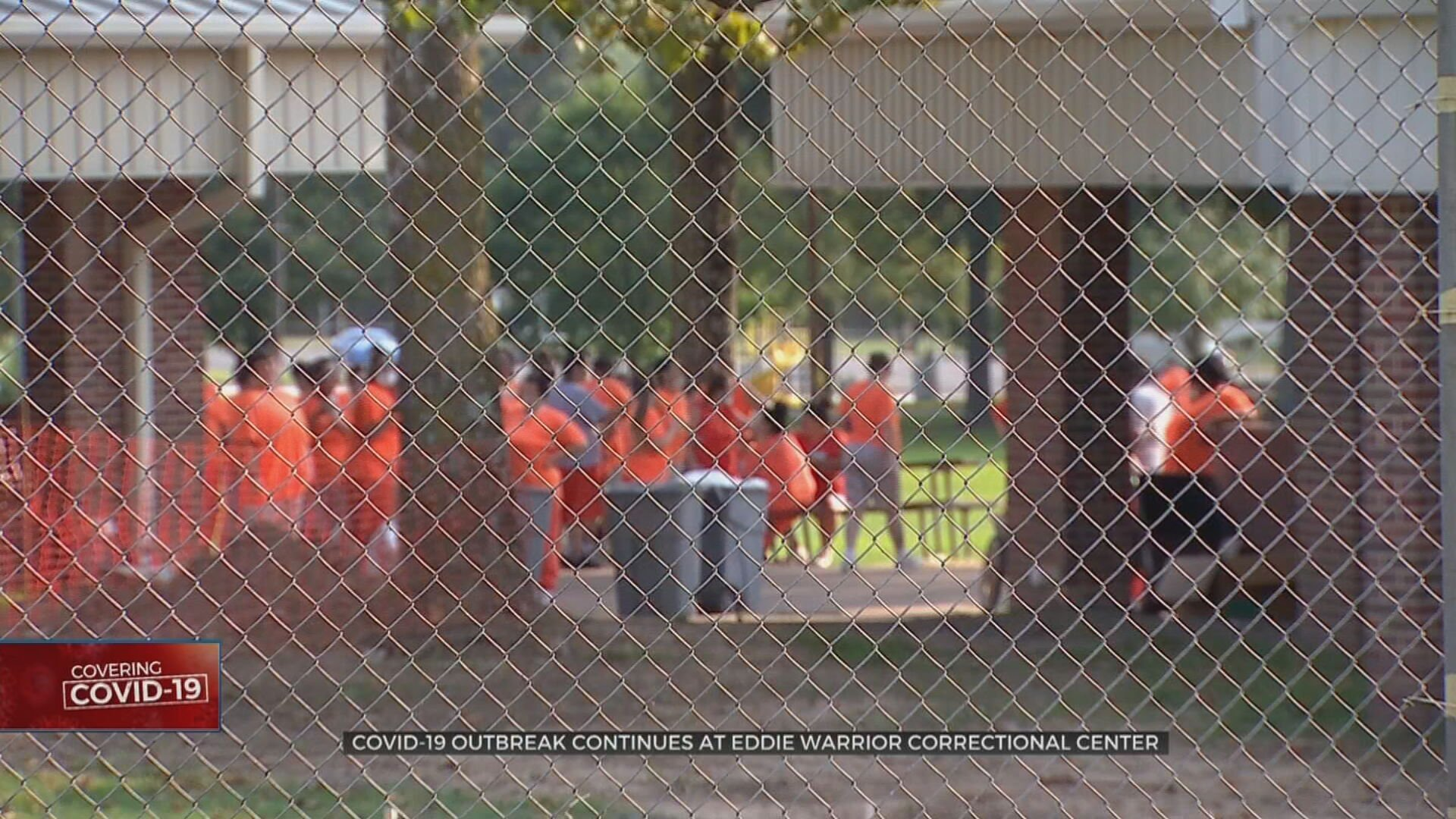 Inmate At Correctional Center Dies After Hospitalization; COVID-19 Outbreak Continues