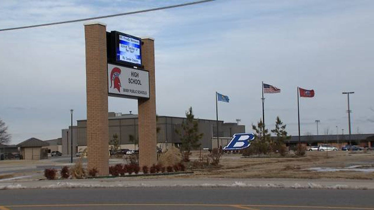 Bixby Students Return To In-Person Class