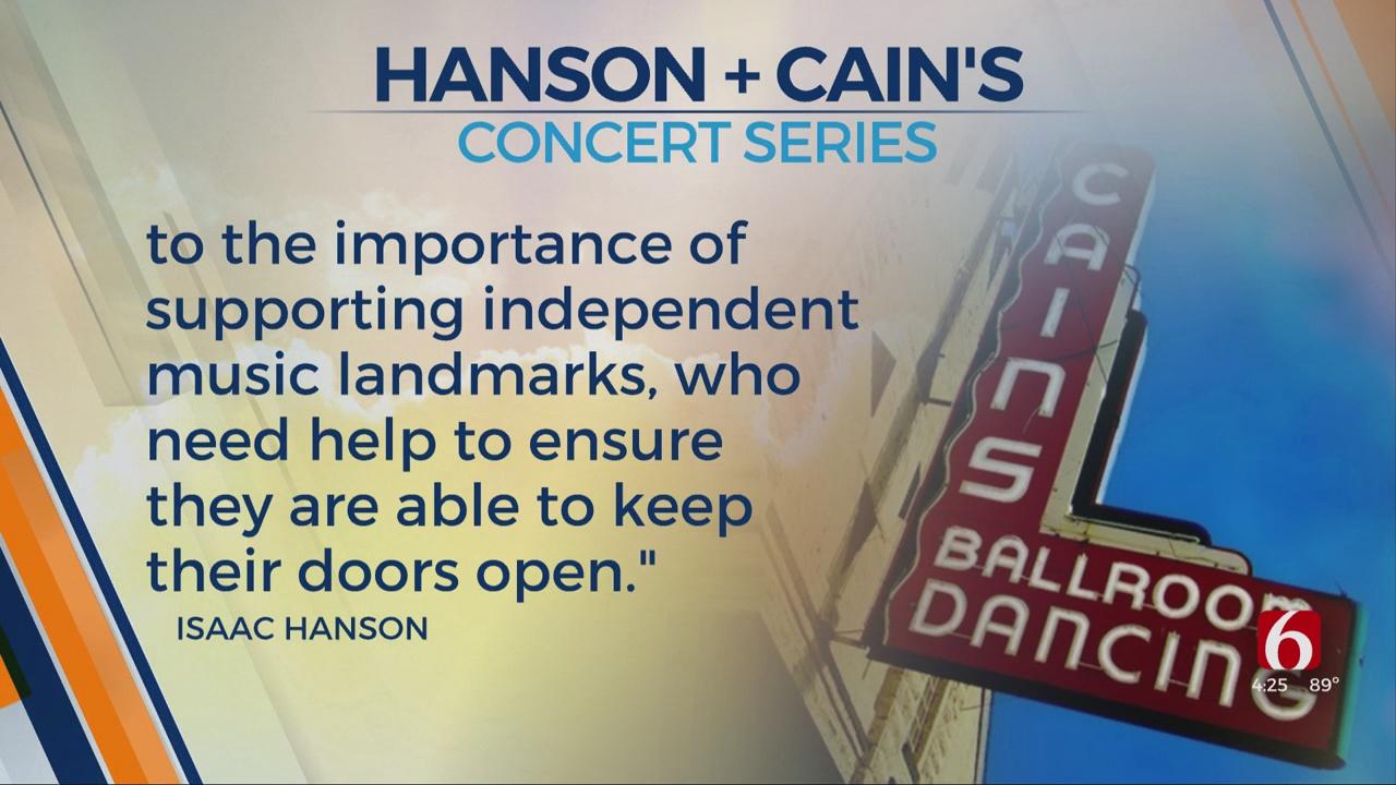 Hanson + Cains