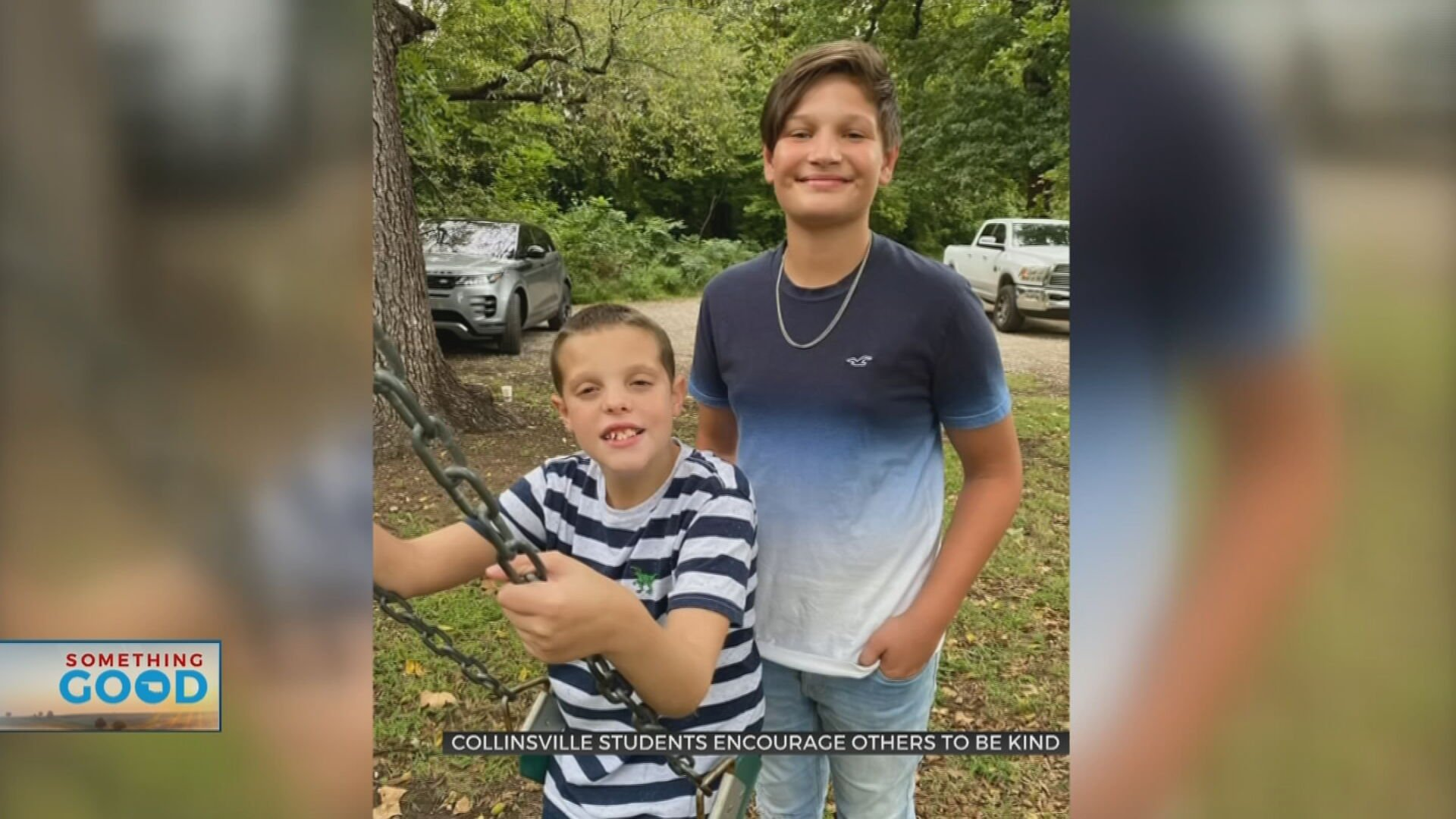 Collinsville Kids' Friendship Begins With Unexpected Act Of Kindness