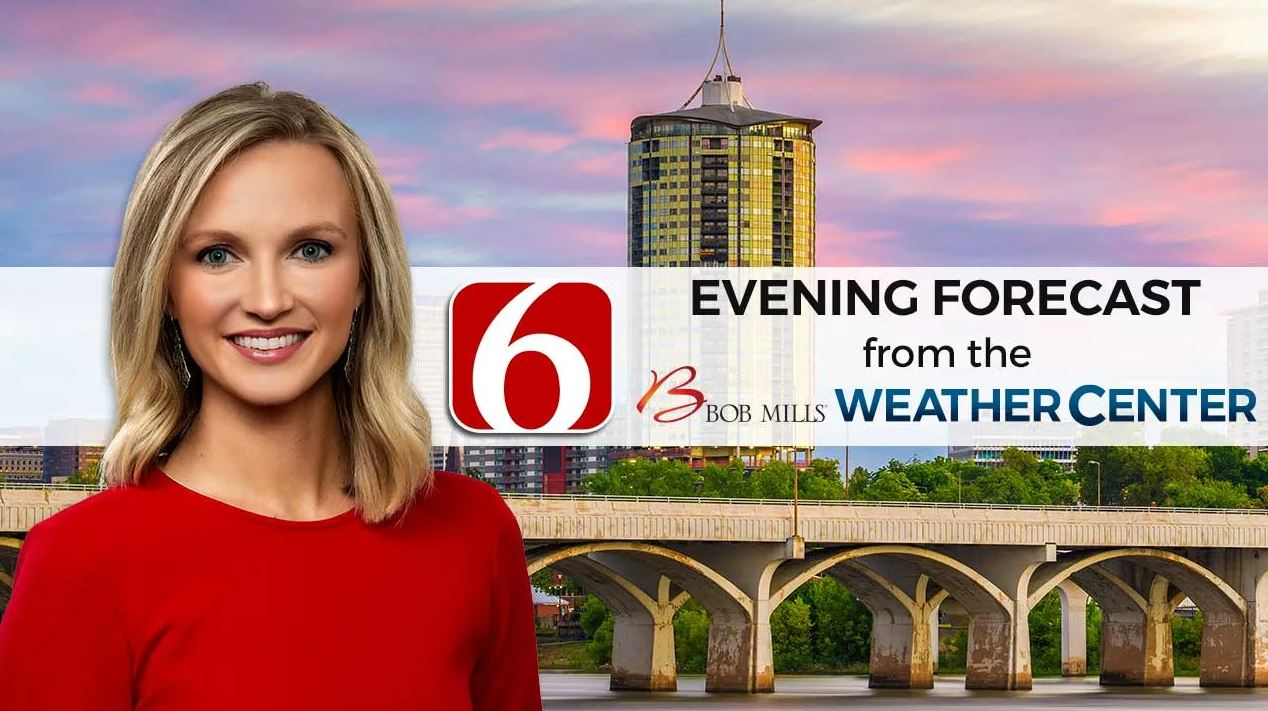 Evening Forecast With Stacia Knight