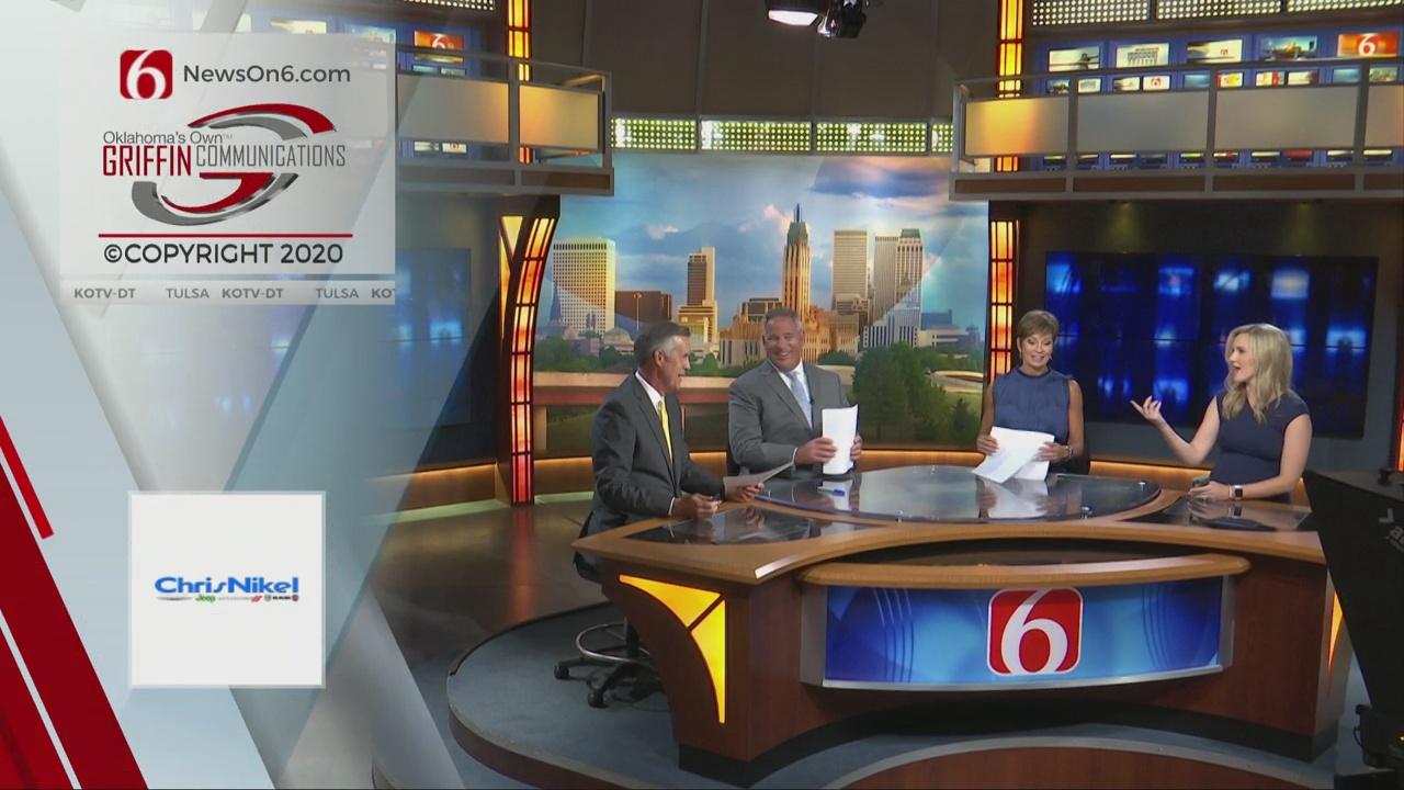 News On 6 6 p.m. Newscast (Sept. 8)