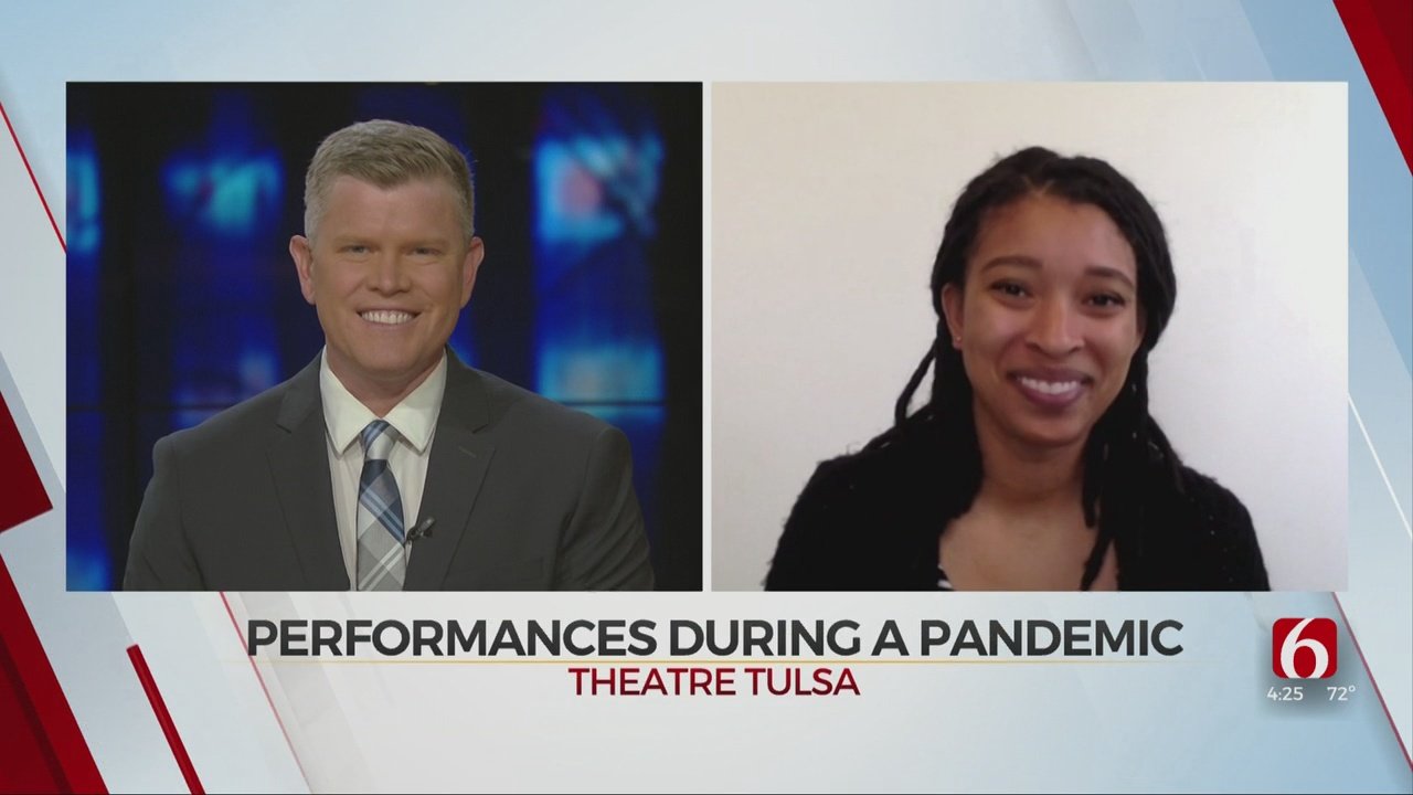 Theater Tulsa Offers Virtual Master Class In October
