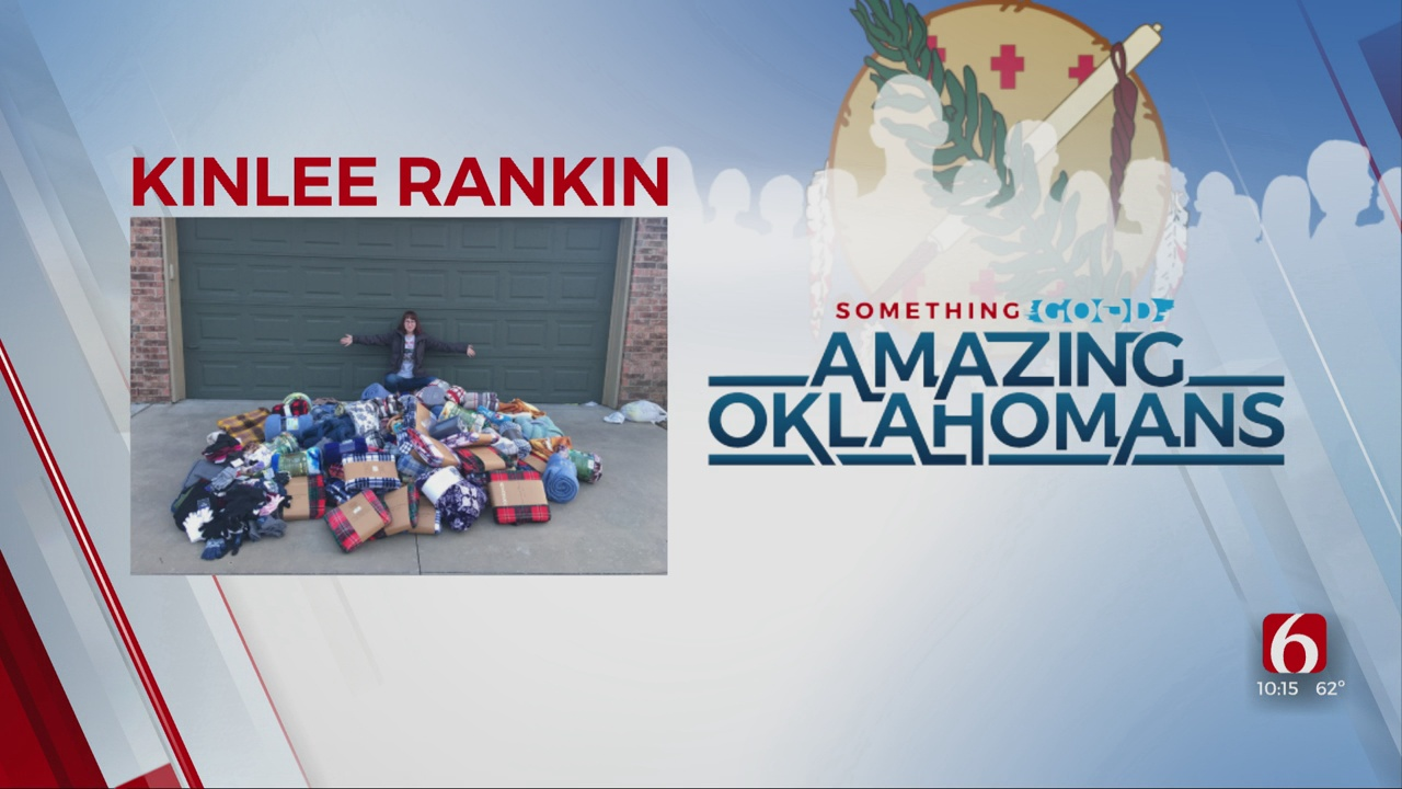 Amazing Oklahoman: 15-Year-Old Kinlee Rankin