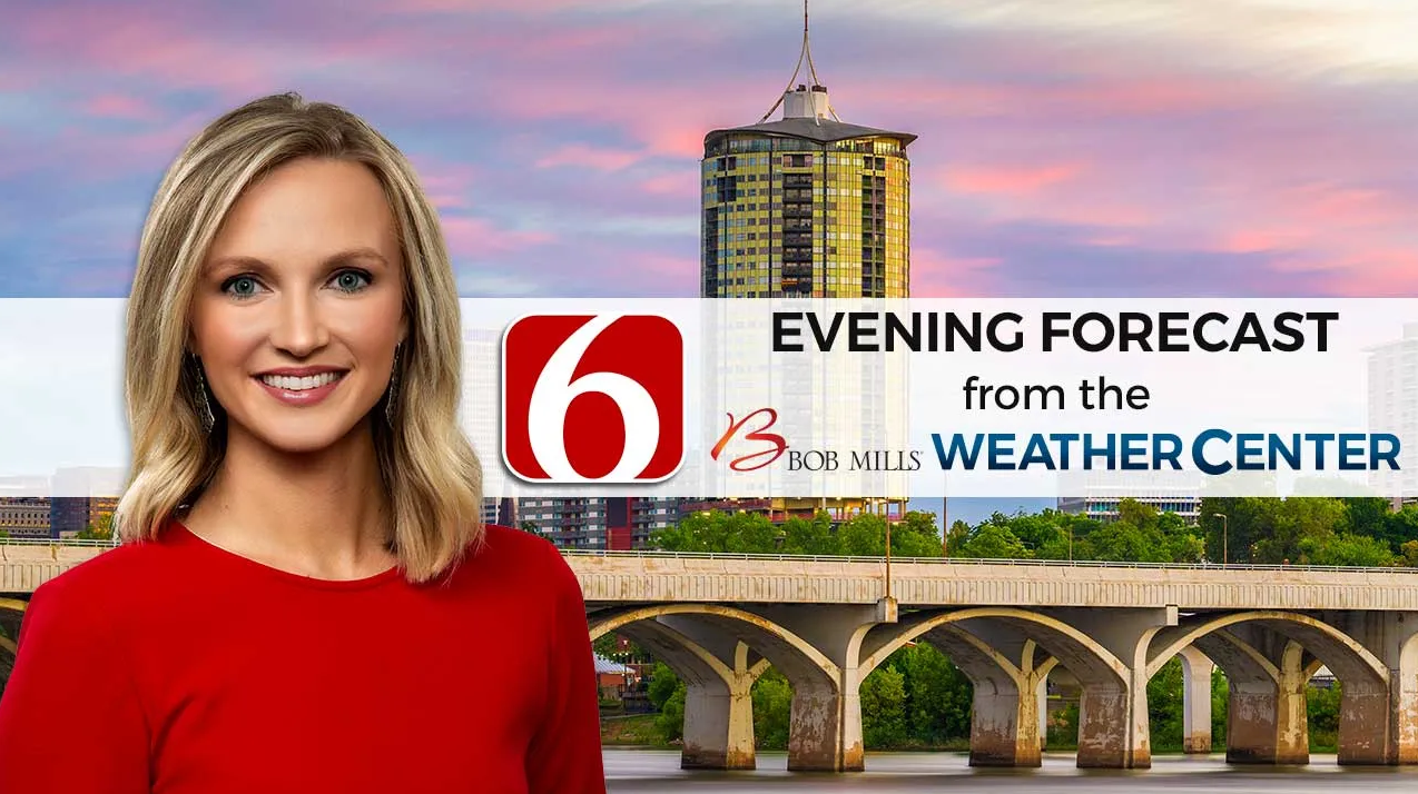 Thursday Afternoon Forecast With Stacia Knight
