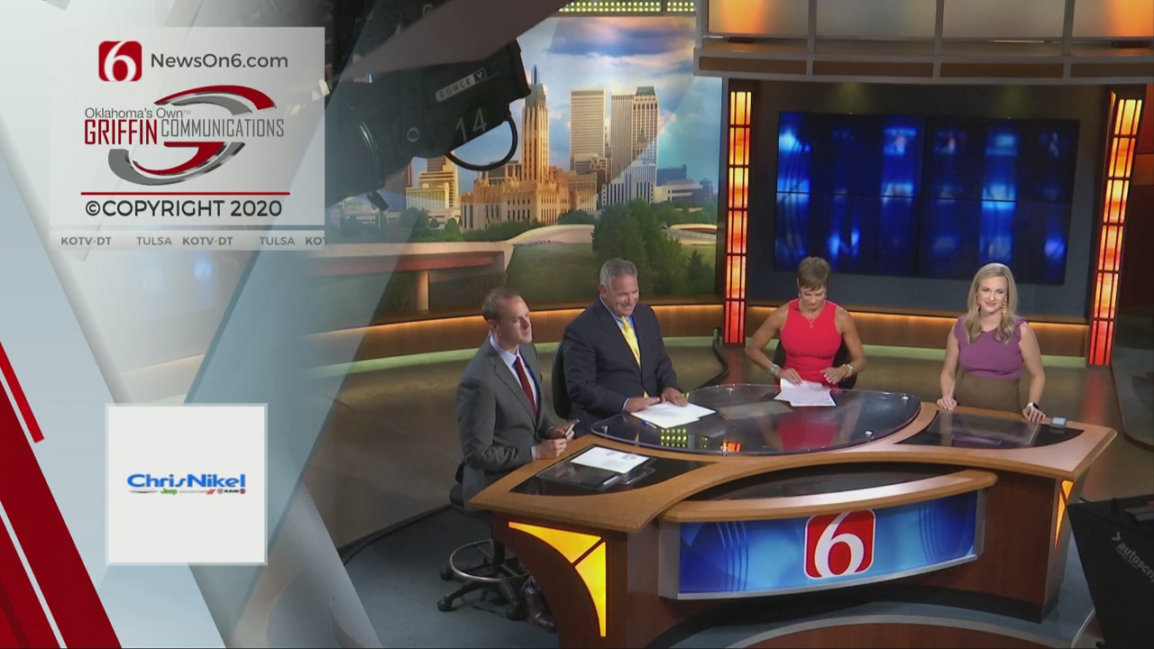 News On 6 6 p.m. Newscast (Sept. 10)