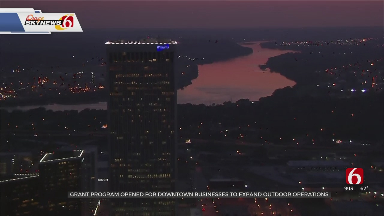 Grant Program Opened For Downtown Businesses To Expand Outdoor Operations