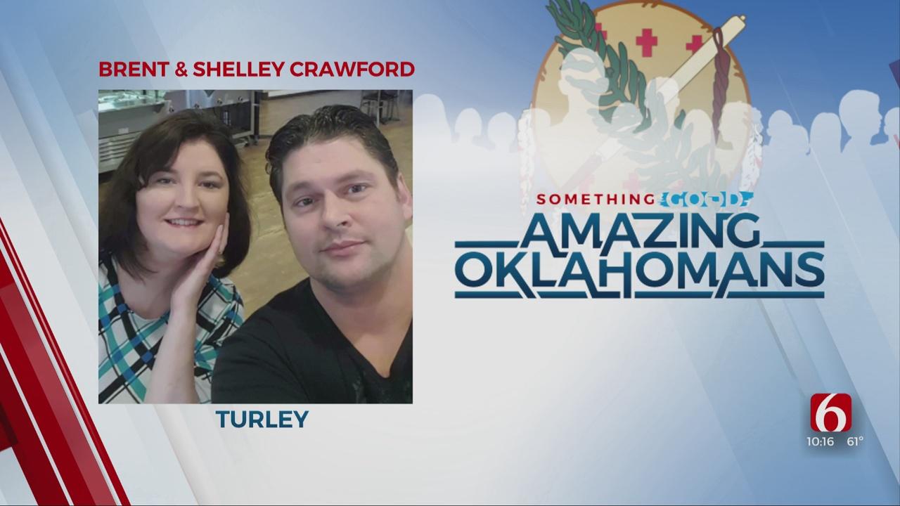 Amazing Oklahomans: Brent & Shelley Crawford
