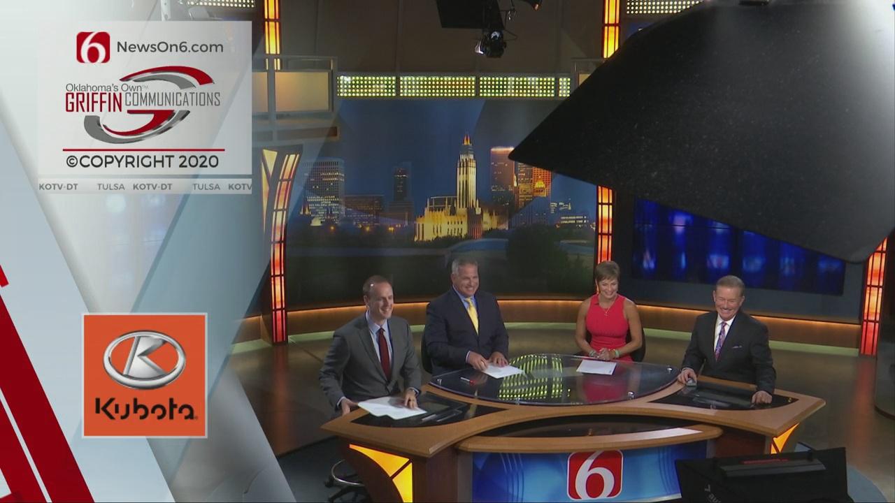 News On 6 10 p.m. Newscast (Sept. 10)
