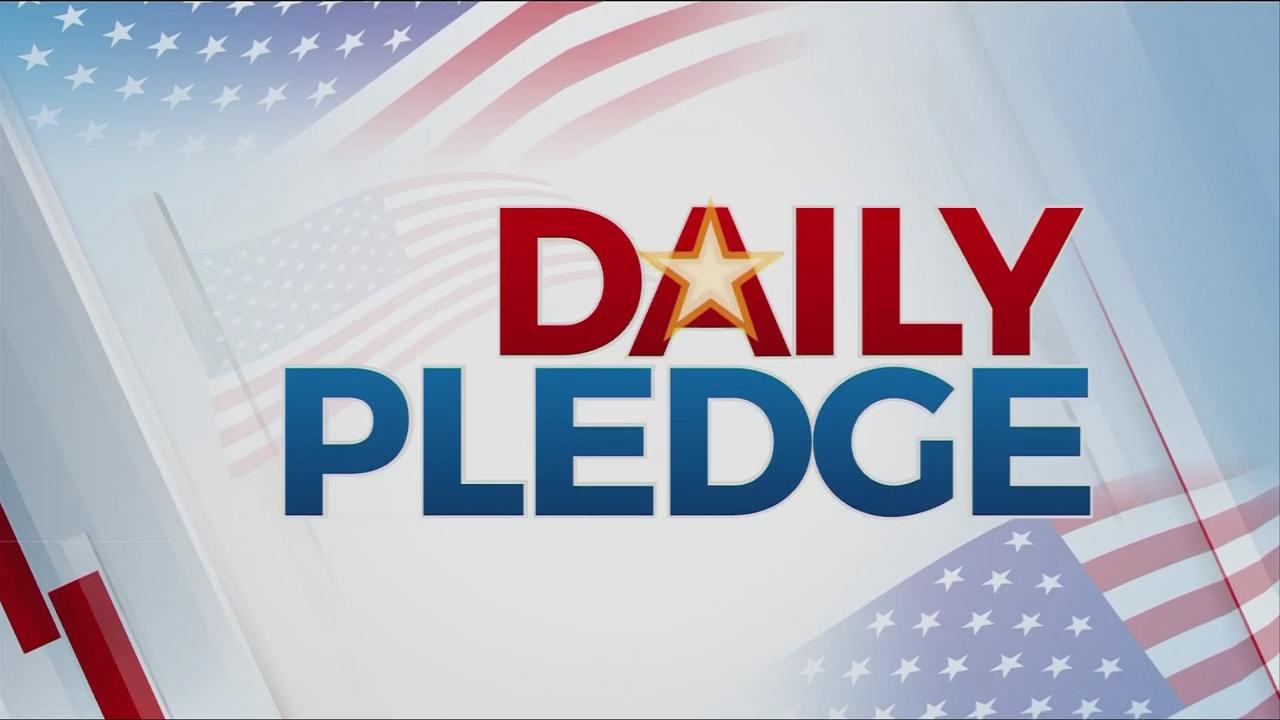 Daily Pledge: Benjamin Davis