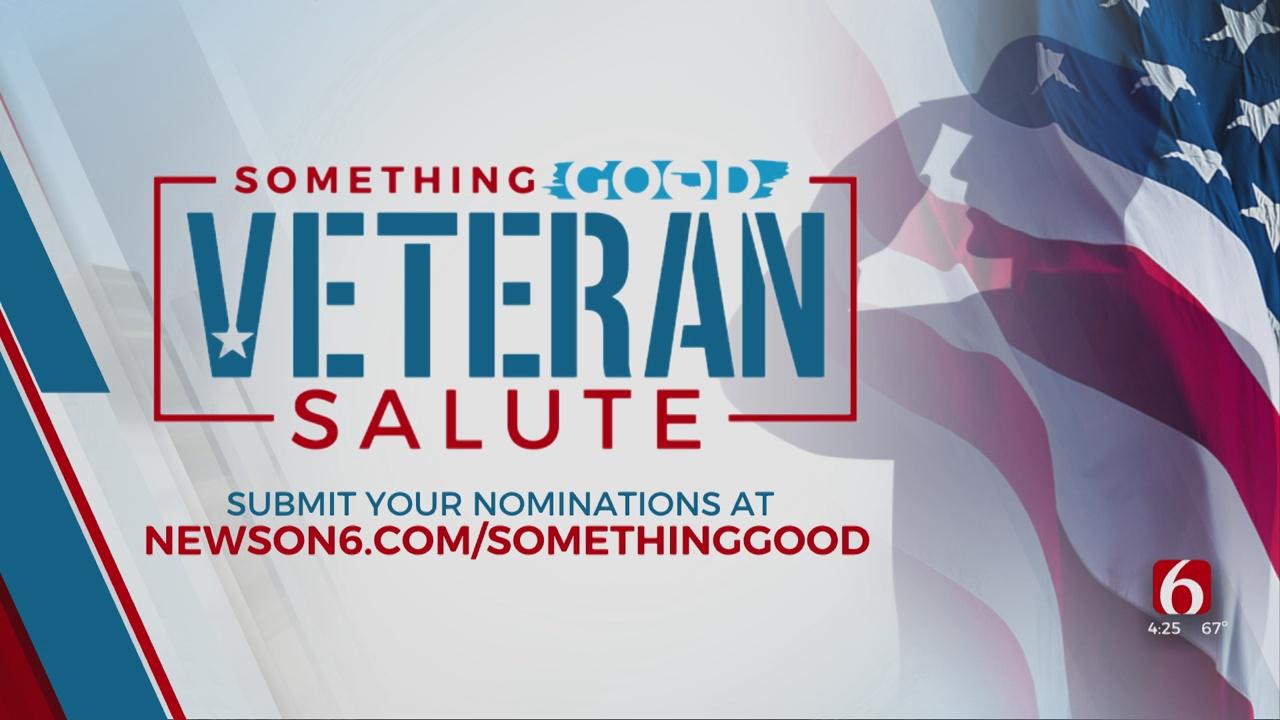Veteran Salute: Dean Bridges