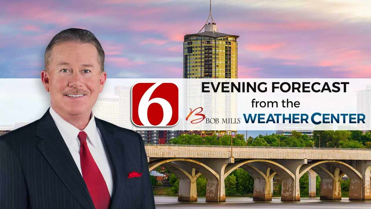 Friday Evening Forecast With Travis Meyer