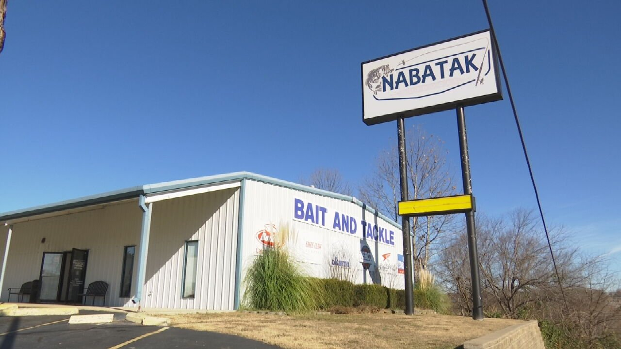On The Road With Jim Jefferies: Nabatak Outdoors In Claremore.