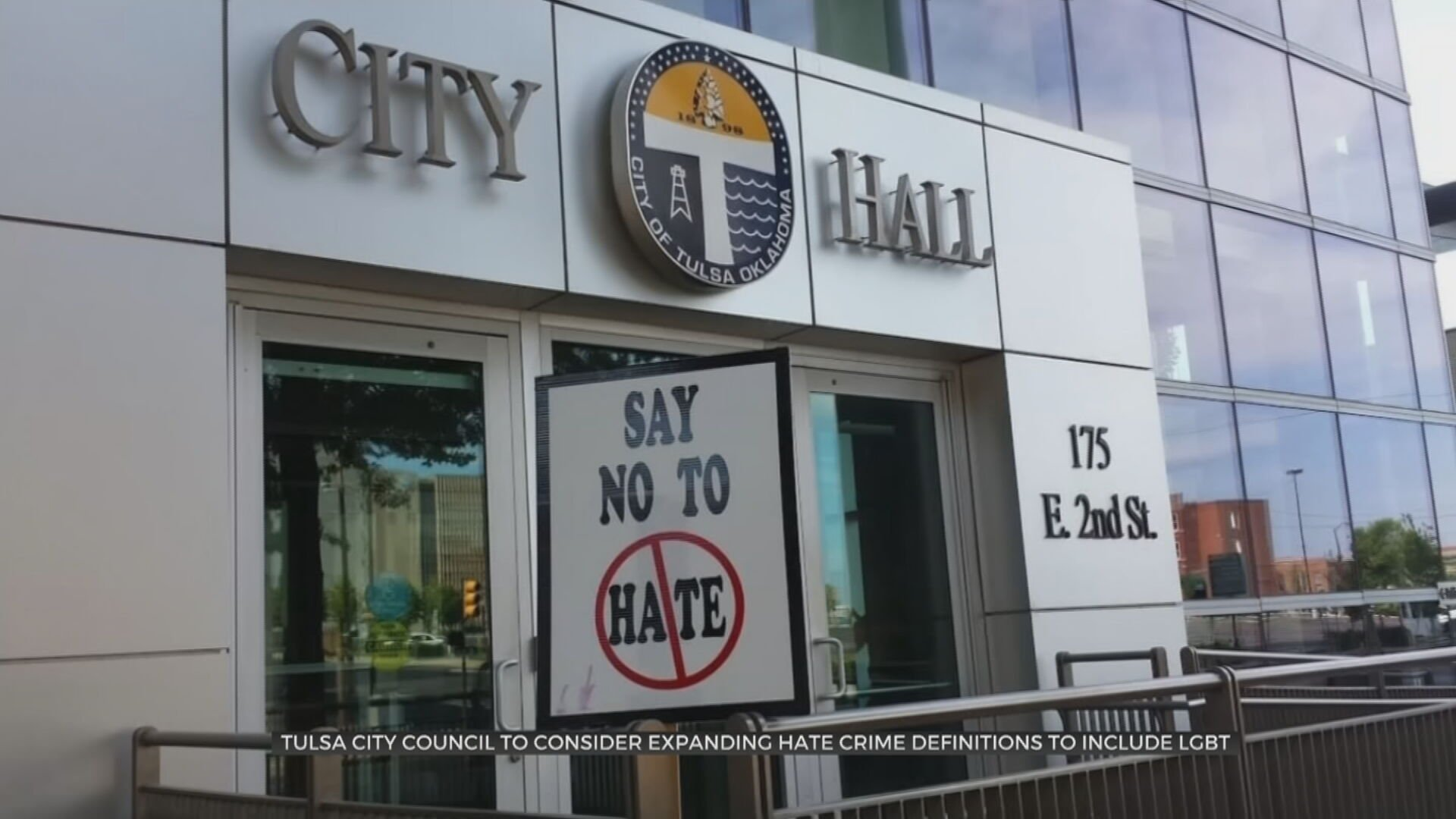 LGBTQ Community Says Tulsa's Proposed Hate Crime Ordinance Is 'Overdue'