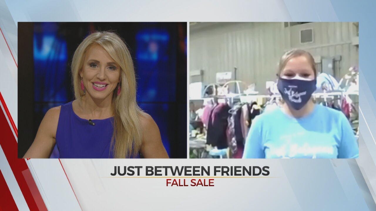 Just Between Friends Consignment Sale Happening In Tulsa