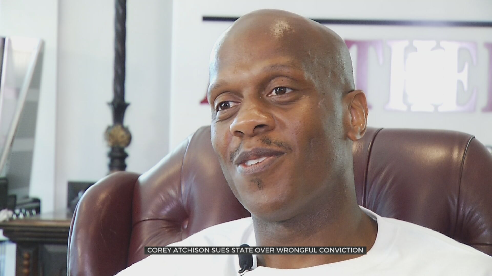 Man Who Served Nearly 30 Years Sues State Over Wrongful Conviction