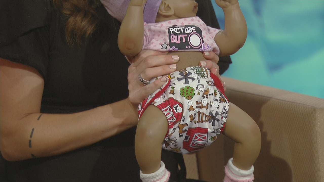 Local Non-Profit Works To Provide 'Permanent Diaper Relief' To Parents
