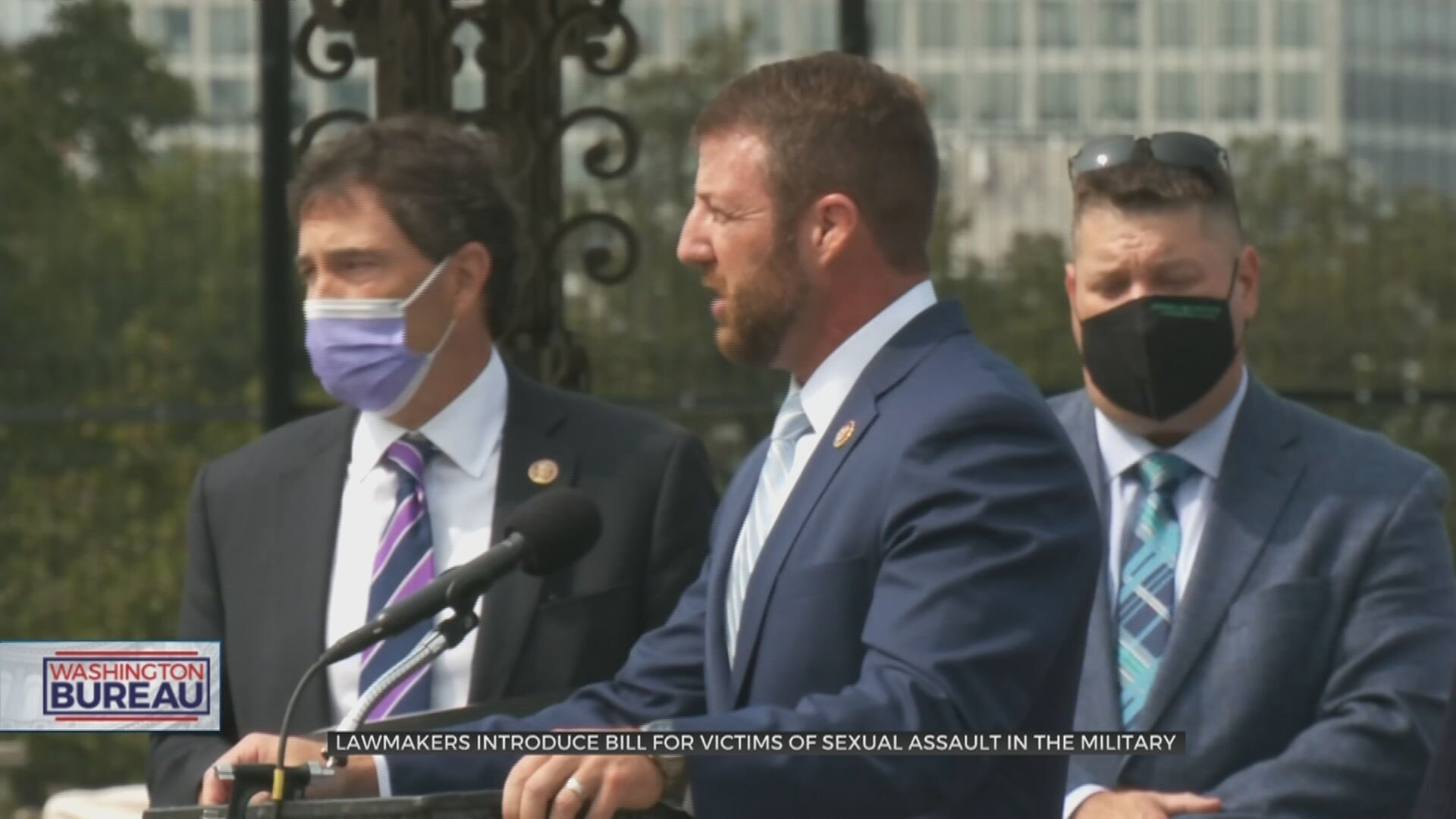 Oklahoma Lawmaker Leads Charge For Change For Sexual Assault Victims In Military