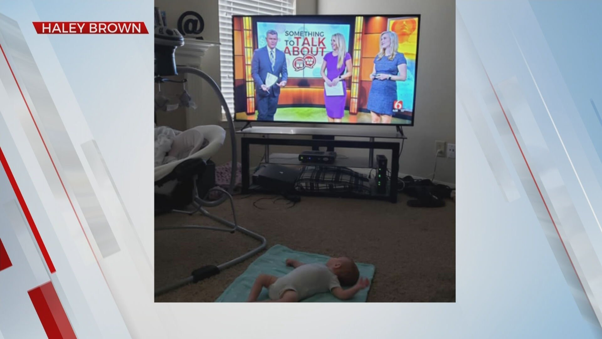 Something To Talk About: News On 6's Youngest Fan