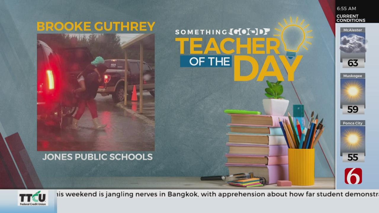 Teacher Of The Day: Lesa Elerick & Brooke Guthrey