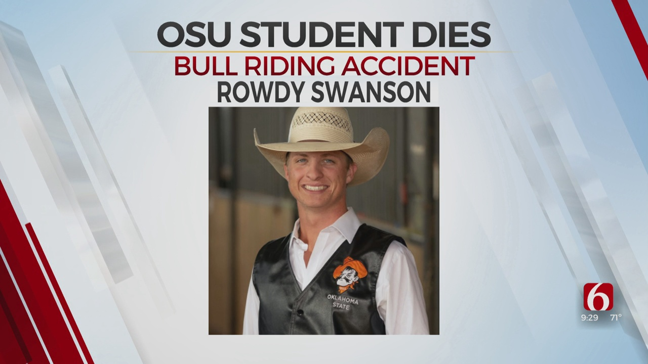 20-Year-Old OSU Student Dies After Bull Riding Incident