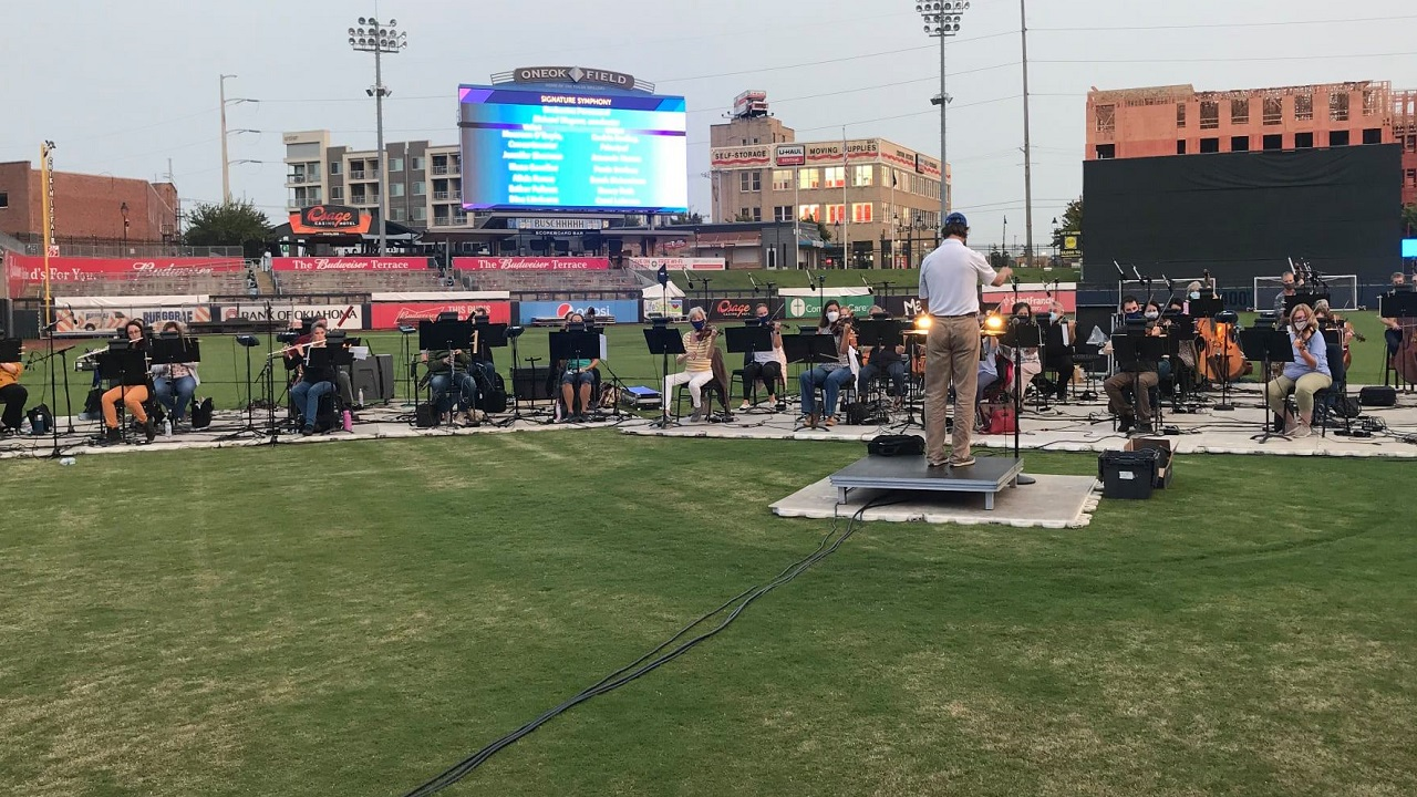 Signature Symphony To Hold Outdoor Concert At ONEOK Field In Tulsa