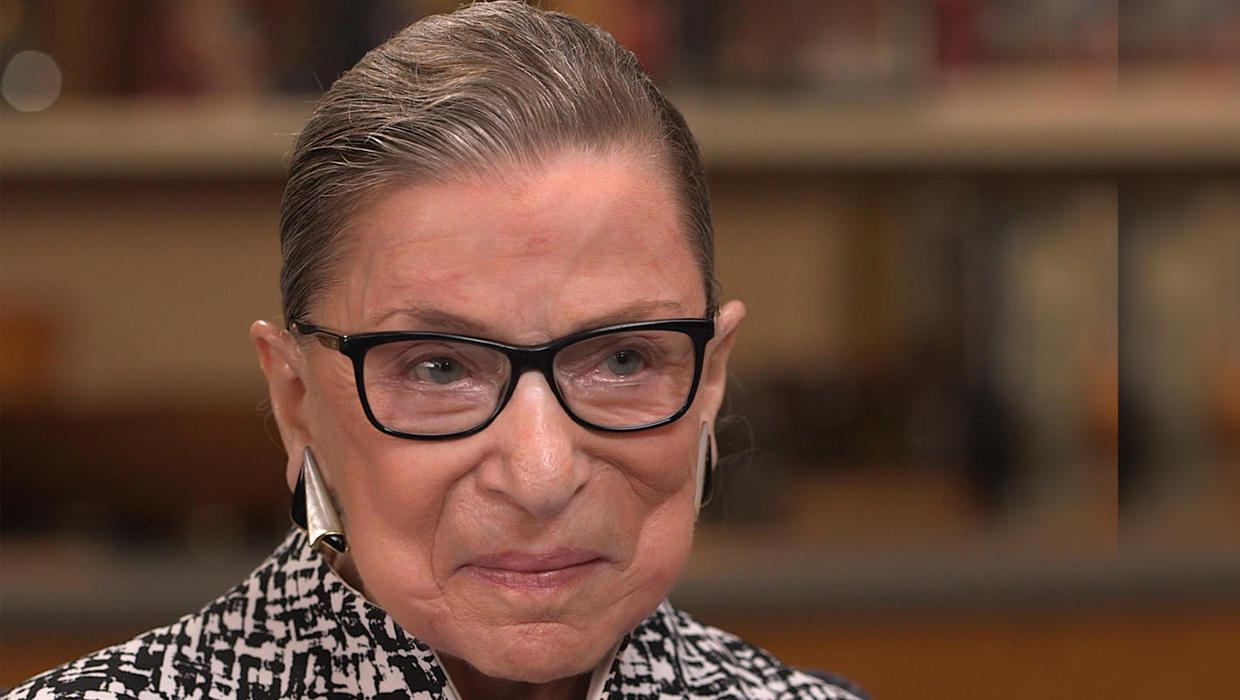 Watch: Remembering Justice Ruth Bader Ginsburg