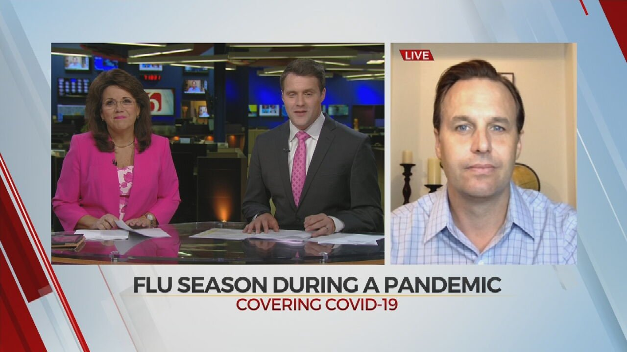Doctor Explains The Challenges Of Flu Season During The Pandemic