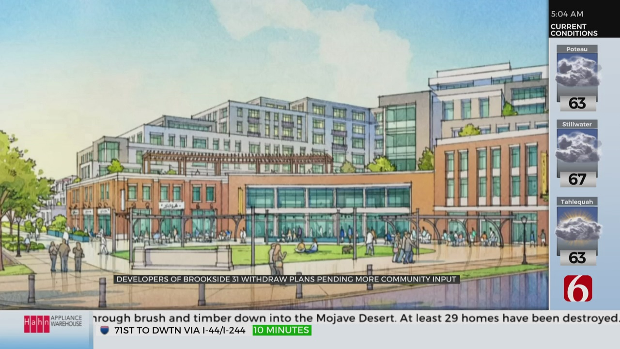 Group Withdraws Plans For 31st And Peoria Development