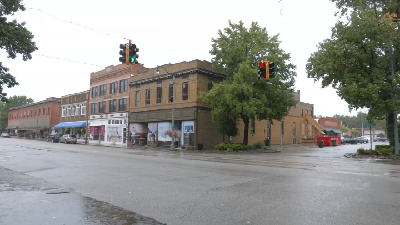City Of Sapulpa Seeks Community Input For Plans To Revitalize Downtown