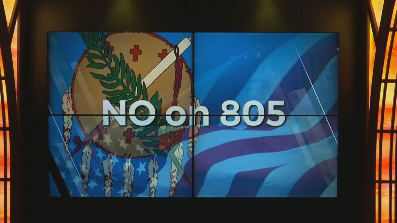 Watch: Rogers County Assistant D.A. Presents The Case For Voting No On State Question 805