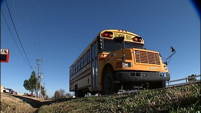 Muskogee Student Accused Of Bringing BB Gun To School