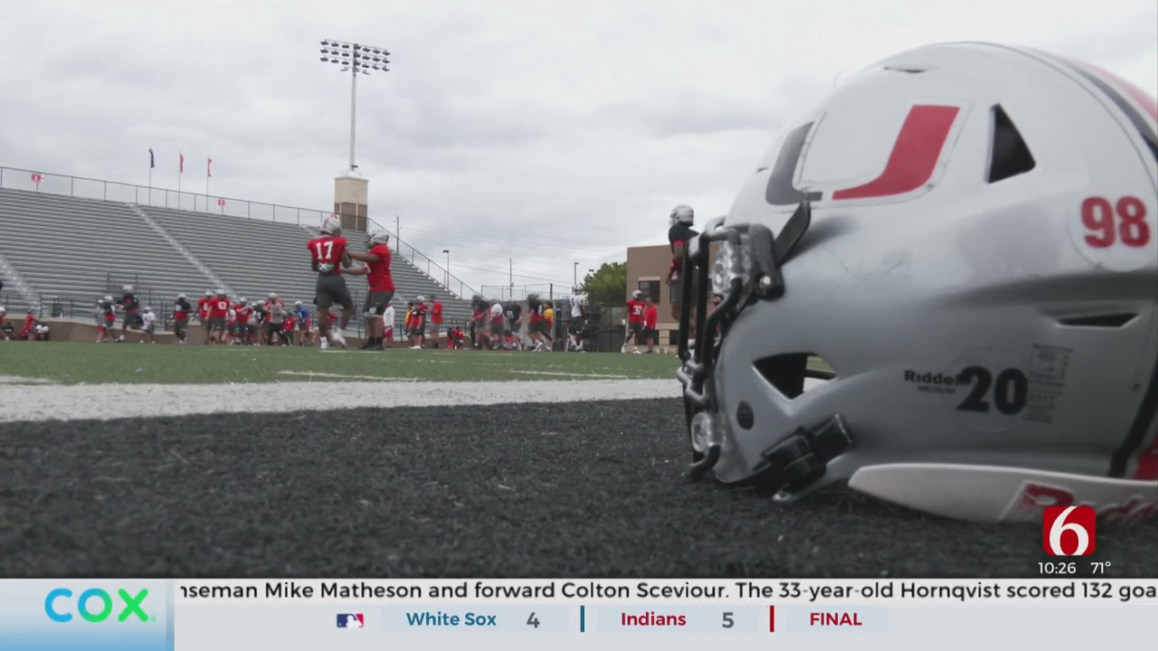 Amid Injuries, Turnovers, One Union Linebacker Steps Up To Lead