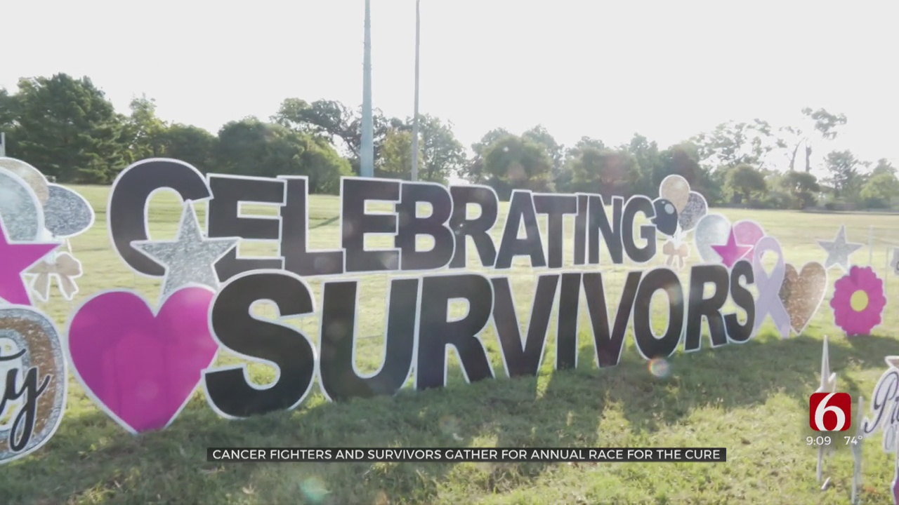 Breast Cancer Survivor Of 45 Years Says She's Lost A Lot But Not Her Faith