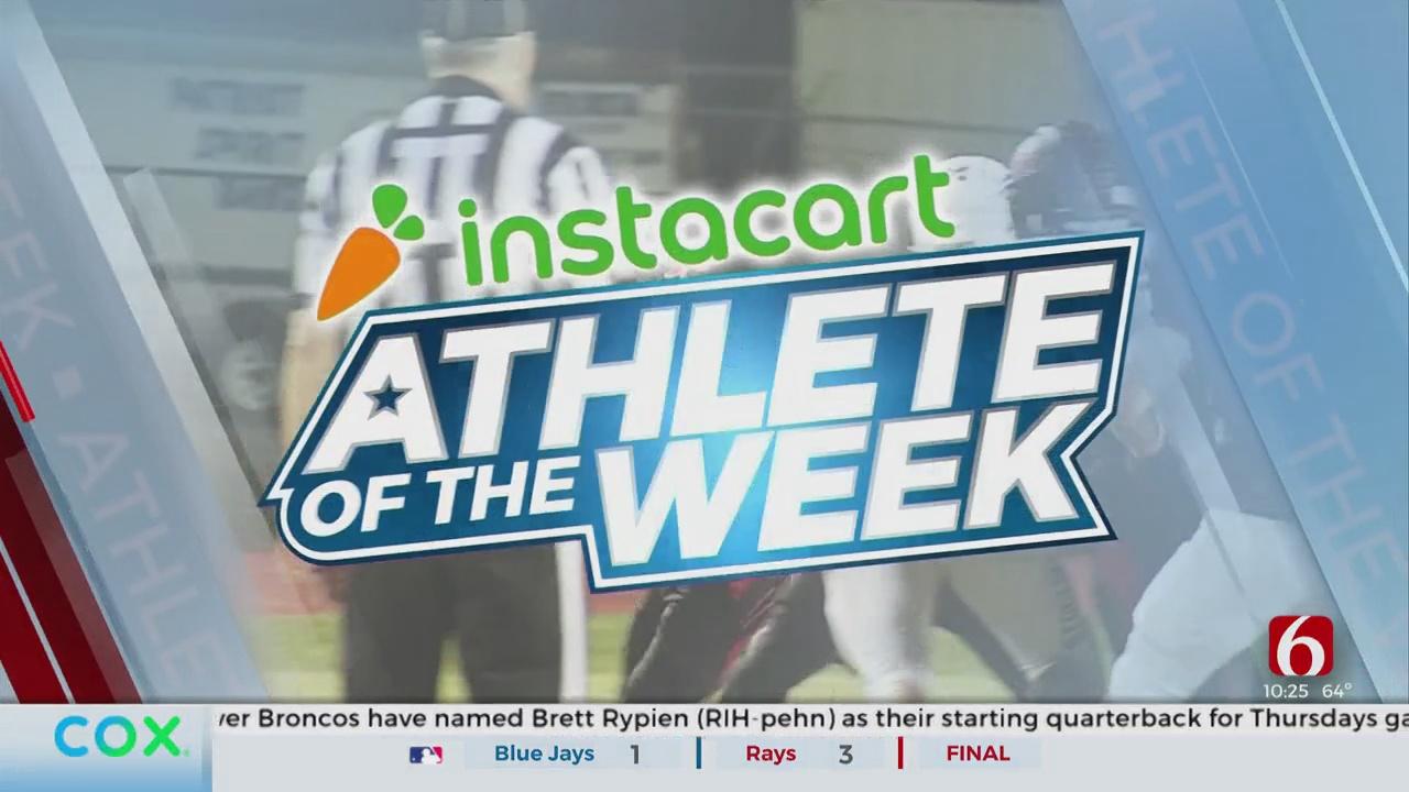 Instacart Athlete Of The Week: Gage Laney & Mason Williams